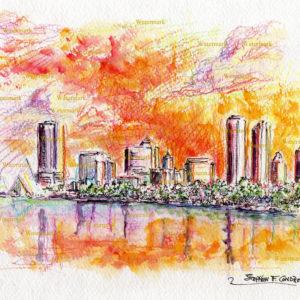 Milwaukee Skylines