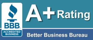 Better Business Bureau (BBB) A+ rating for Condren Galleries Ltd., and artist Stephen F. Condren.