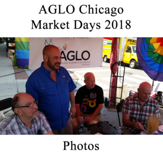 AGLO Chicago at Market Days 2018.