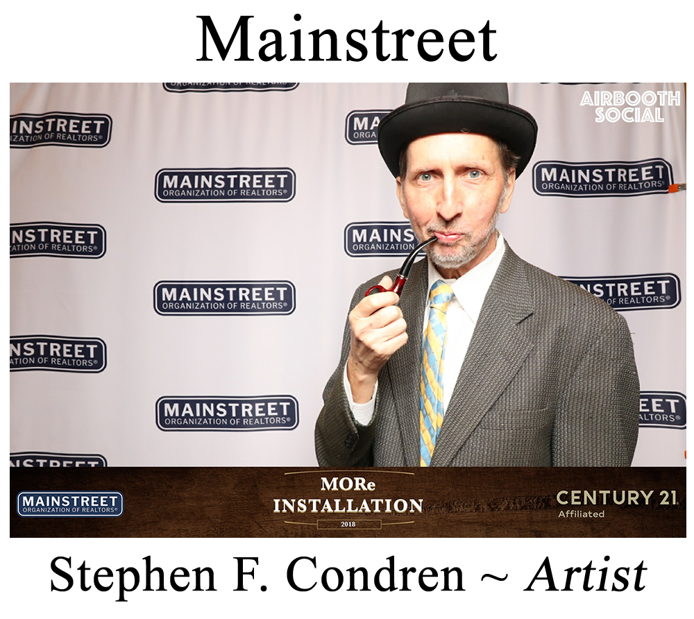 Stephen F. Condren at Mainstreet Installation Dinner.