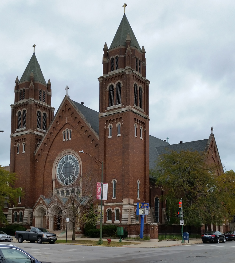 St. Anselm's Church in Chicago