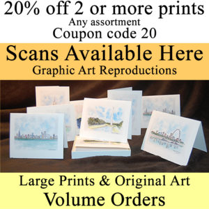Scans for reproduction & graphic art.