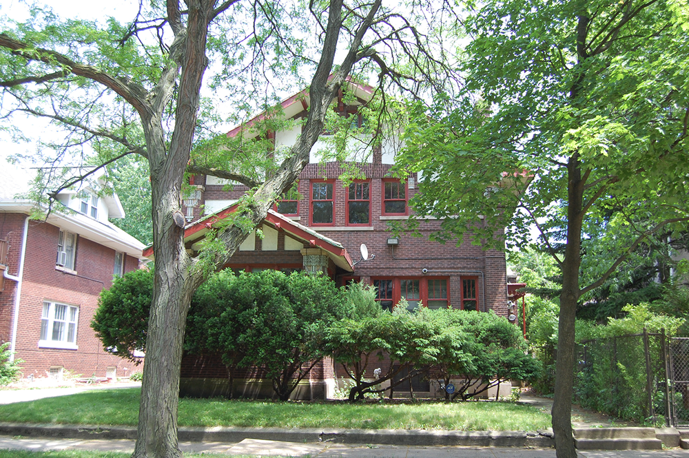6841 S. Bennett Avenue, Chicago, Illinois 60649.