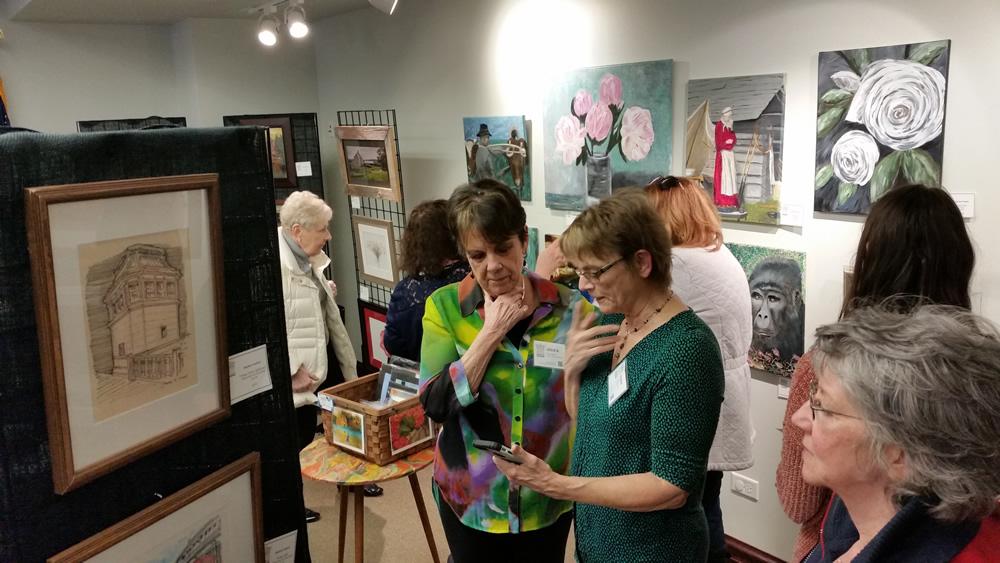 Grayslake Arts Alliance #270Z artists, painters, photography, digital images, watercolors, paintings, artist Stephen F. Condren of Condren Galleries.