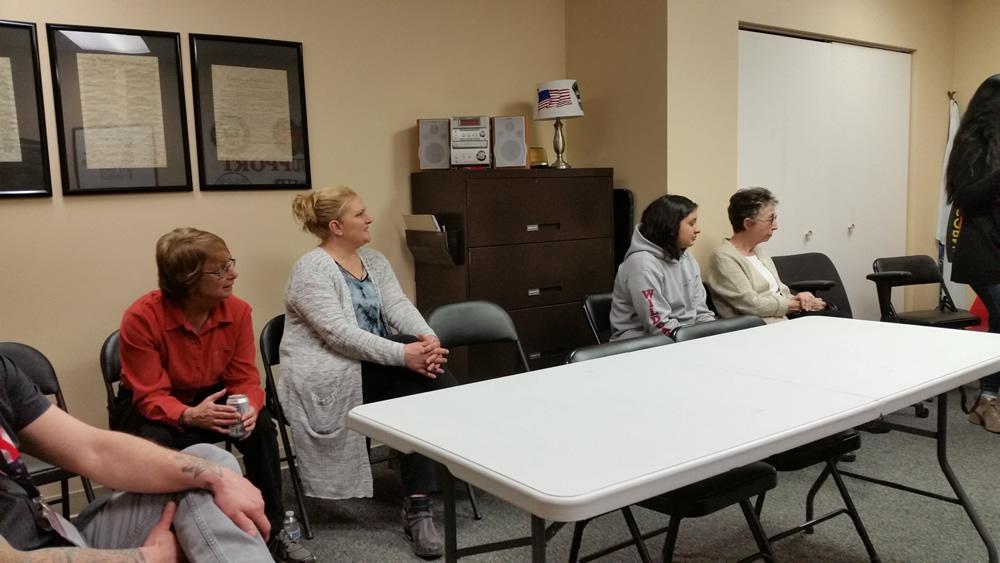 Lake County Veterans Honor Women's Military History