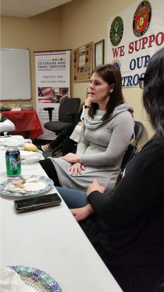 Lake County Veterans Honor Women's Military History.