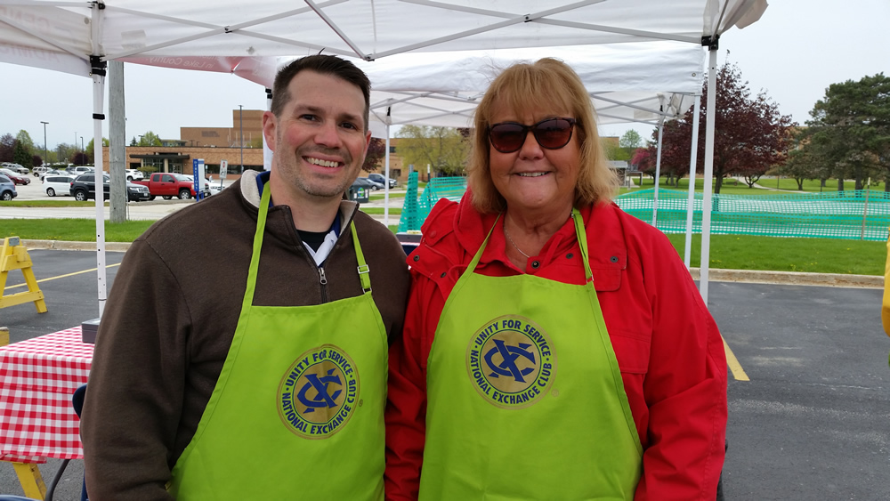 Exchange Club of Grayslake Food Fest 2019.