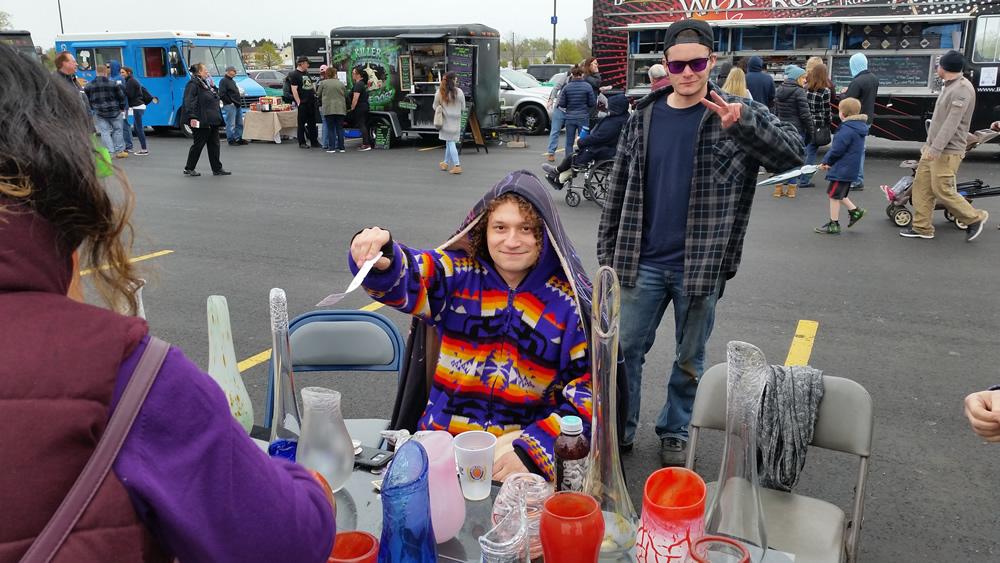 Exchange Club of Grayslake Food Frenzy 2019.