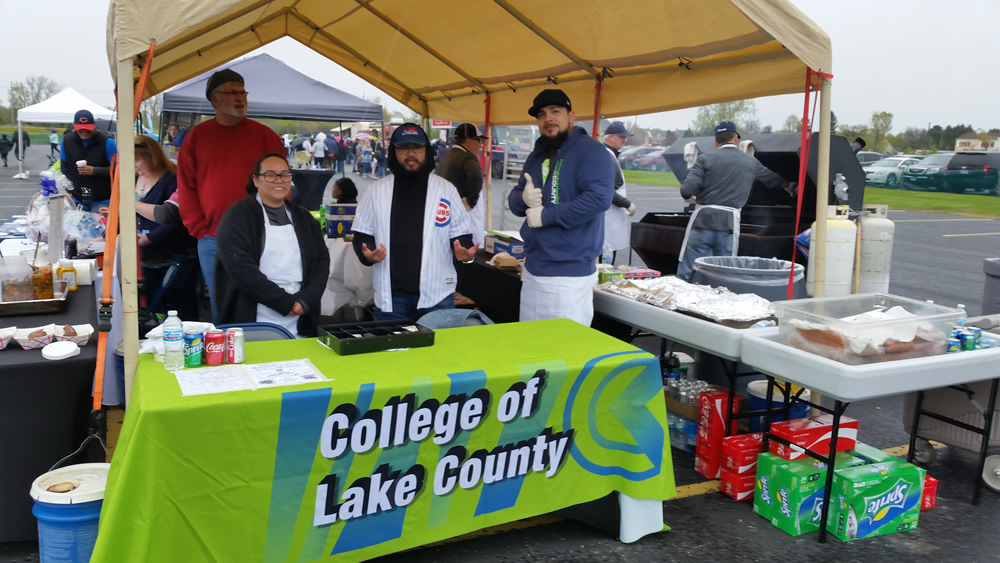 Exchange Club of Grayslake Food Frenzy 2019.