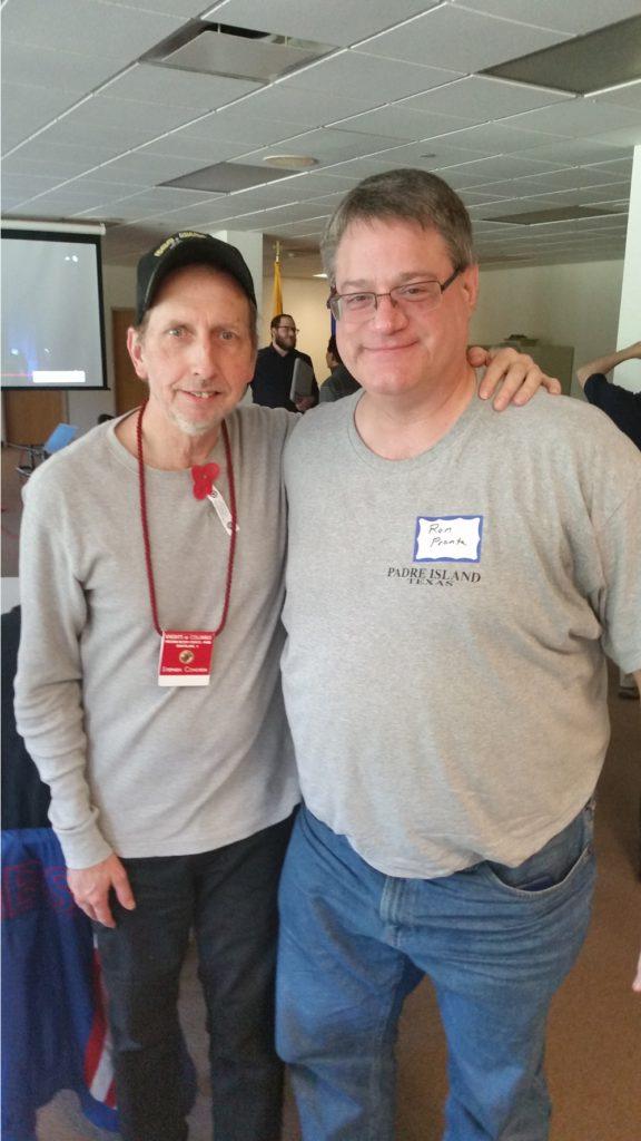 Knights of Columbus Men's Retreat with Stephen F. Condren of Condren Galleries.