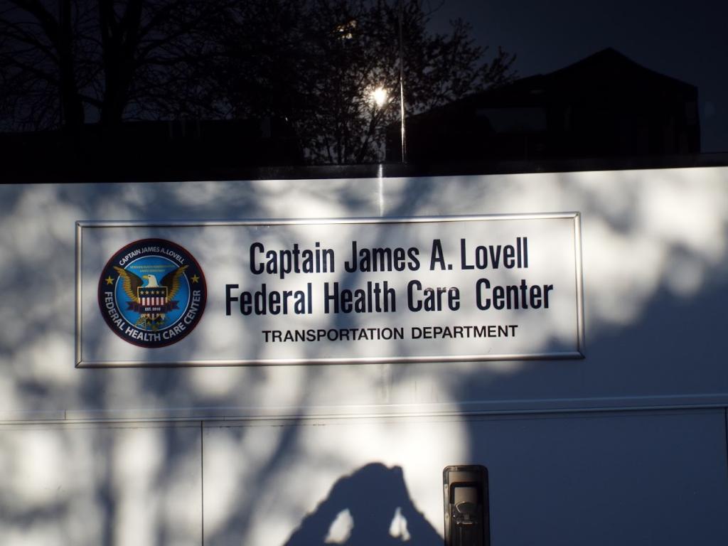 Captain James A. Lovell Veterans attend Mundelein Police Dinner.