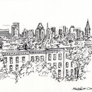 Baltimore City Scenes