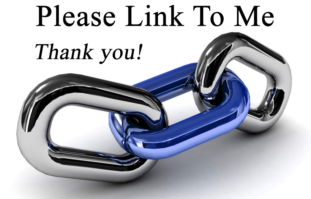 Image of a chain link with text.